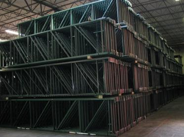 Used Ridge U Rack Pallet Racks Pallet Racks Atlanta
